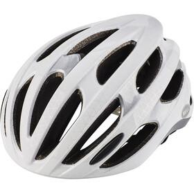 Bell Formula Casque pour vélo de route, white/silver/black
